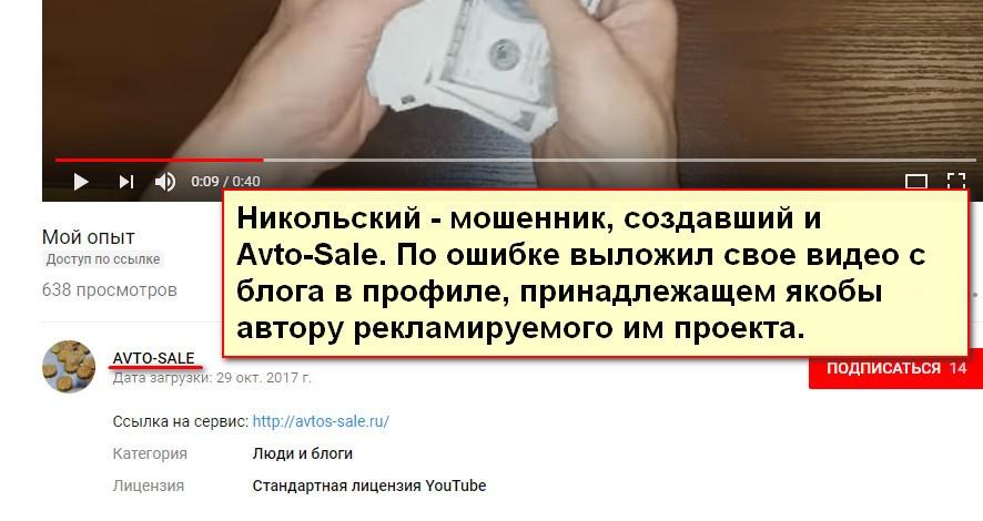 Платформа Avto-Sale, Avto-Trade, автоматизированная торговля ценными бумагами