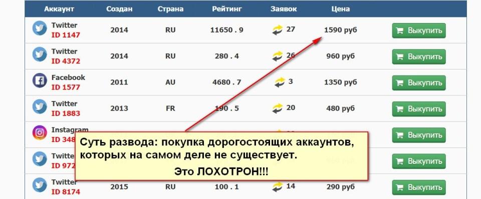 Биржа Аккаунтов, Мастер-класс от Руслана Сафронова