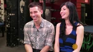 Alex and Roberta CBS