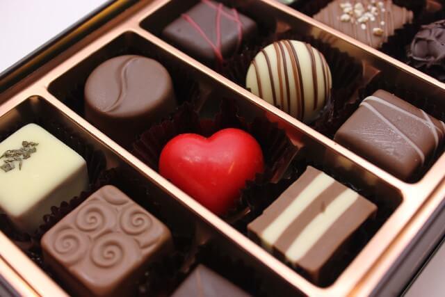 チョコで病気予防