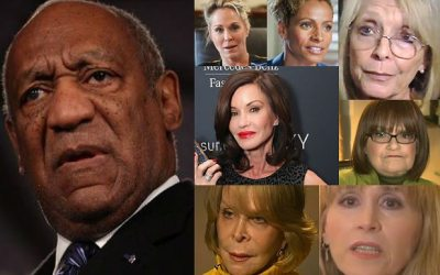 Bill Cosby's War on Women