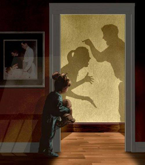 Children Caught In The Crossfire of Domestic Abuse