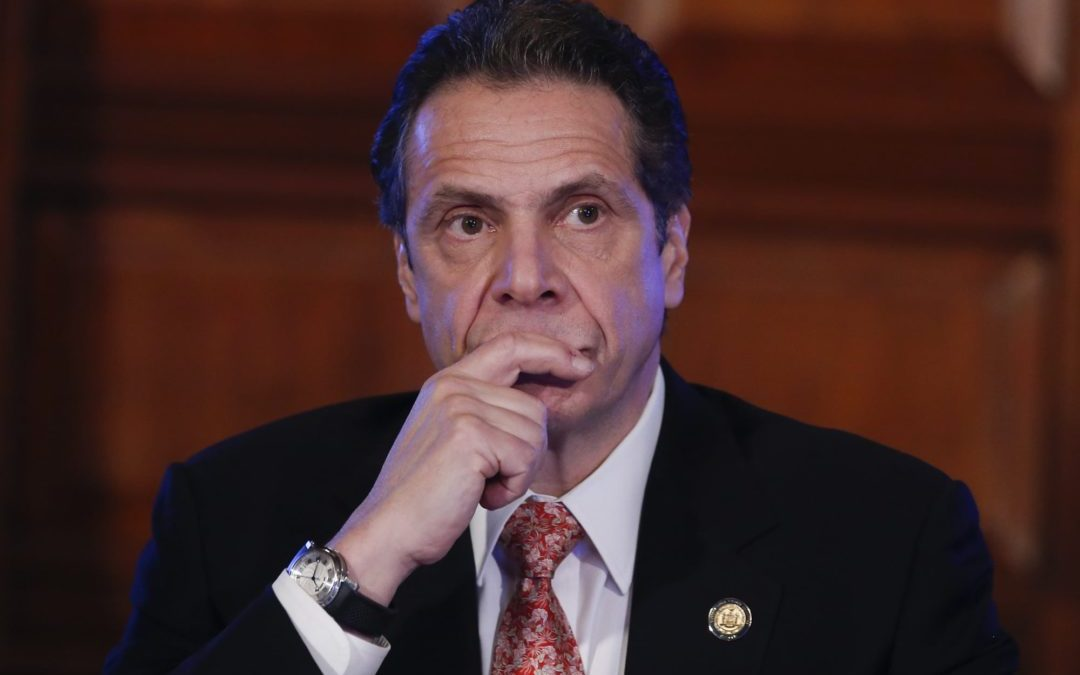 Gov. Cuomo's vow to push Child Victim's Act brings hope to survivors