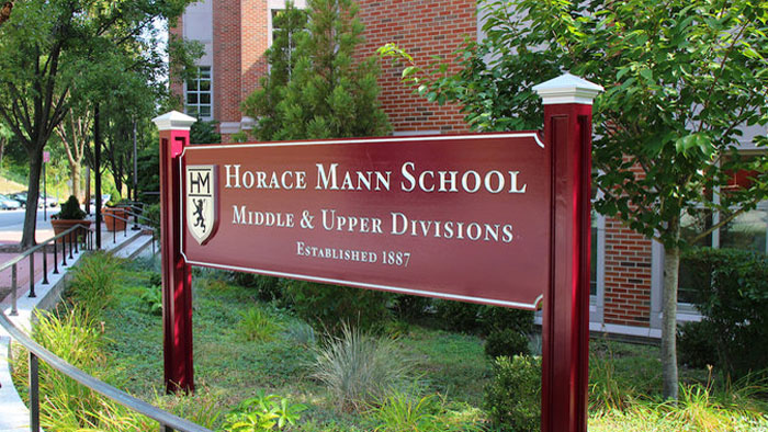 Horace Mann sexual abuse