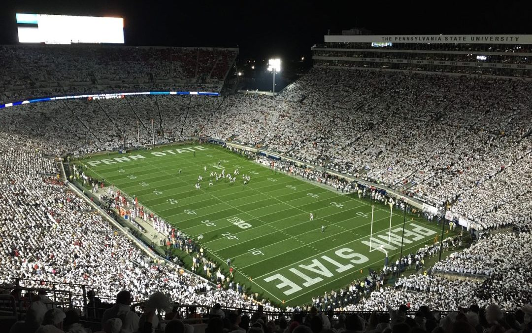 Penn State, sexually abuse a child