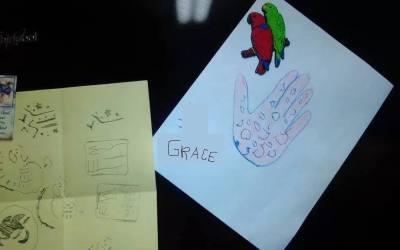Grace's story. Losing Grace