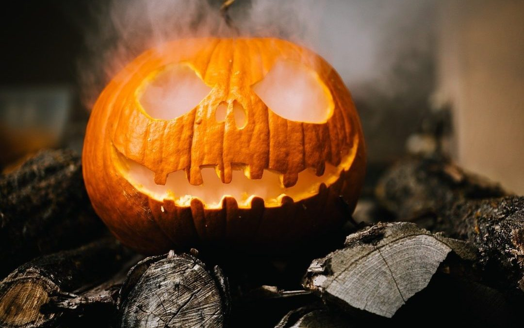 A Halloween Treat for our readers