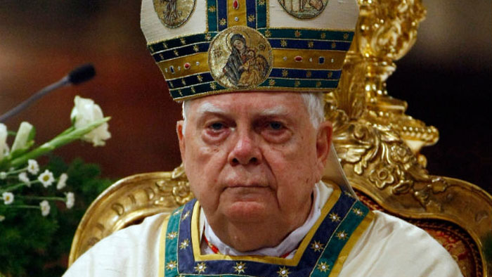 Cardinal Law is dead. His legacy of trauma isn't.
