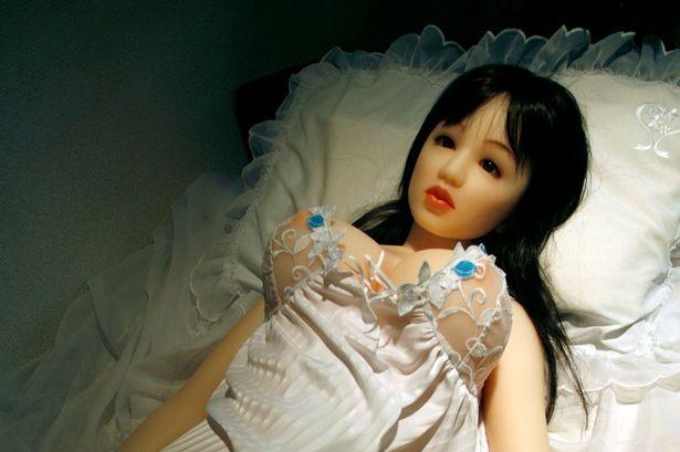 Phrase, doll robotic sex casually, not