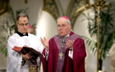 How Buffalo NY Bishop Richard Malone Concealed Sexual Abuse