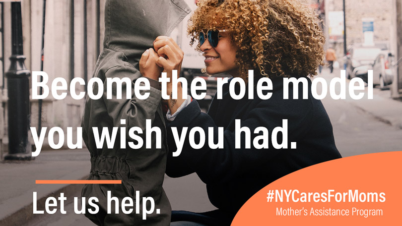 #NYCares4Moms Help for New York Moms