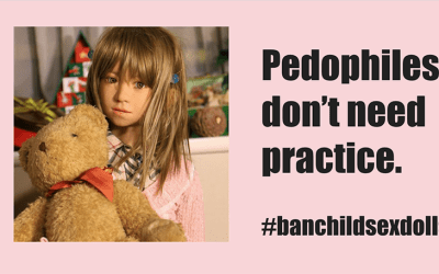 Can we ban these child sex abuse dolls?