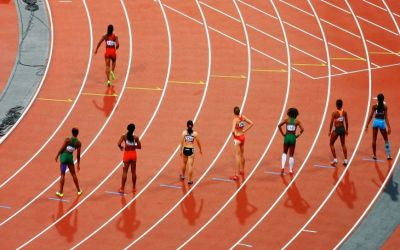 5 Ways Surviving Child Abuse Is Like Training for the Olympics