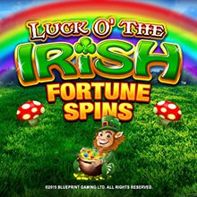 Luck O the Irish with Fortune Spins