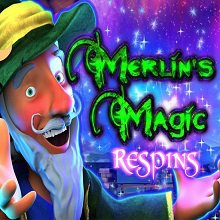 Merlins Magic Slot Machine