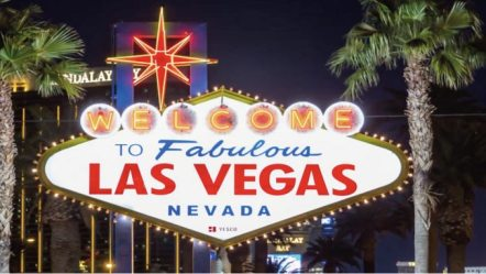 Win A Once In A Lifetime Trip To Las Vegas!