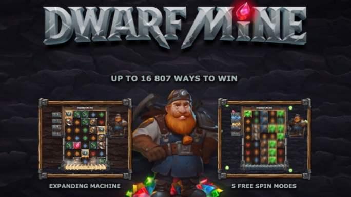 dwarf mine slot rules