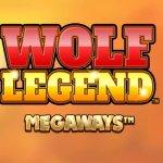 wold legends megaways slot logo