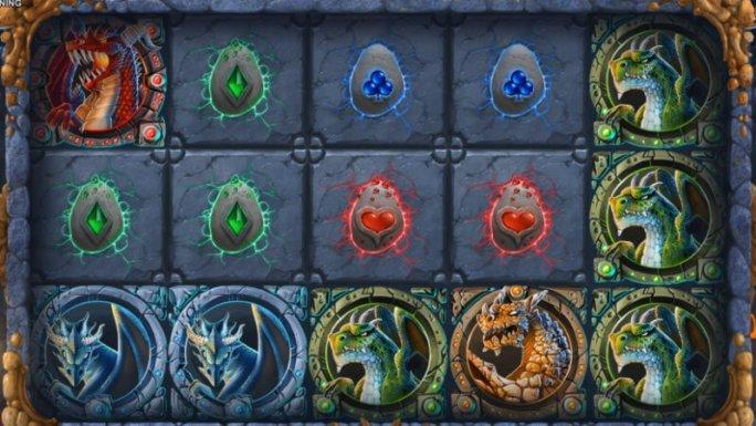 dragons awakening slot gameplay