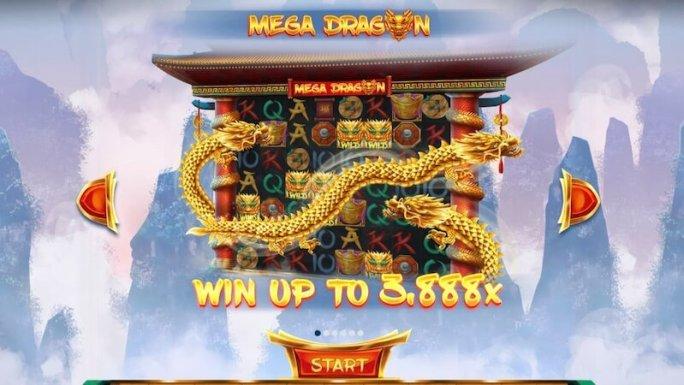 mega dragon slot rules