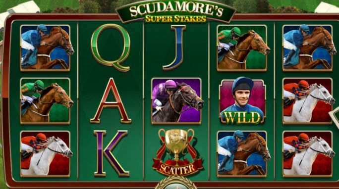 scudamores super stakes slot gameplay