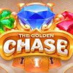 the golden chase slot logo