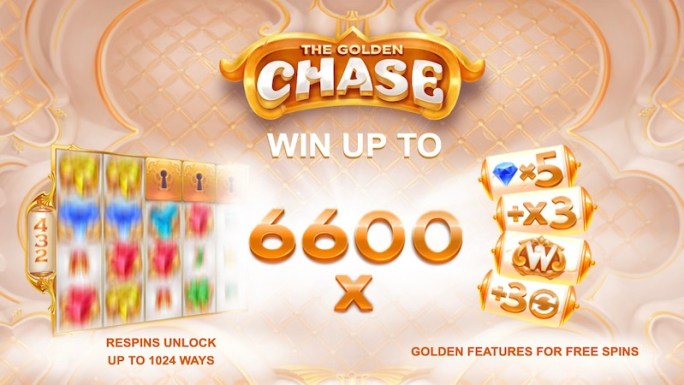 the golden chase slot rules
