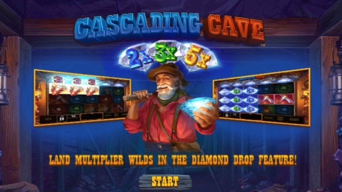 cascading cave slot rules