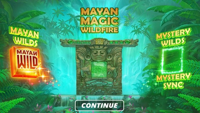 mayan magic wildfire slot rules