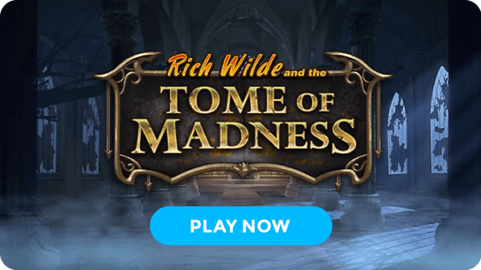 rich wilde tomb of madness slot signup