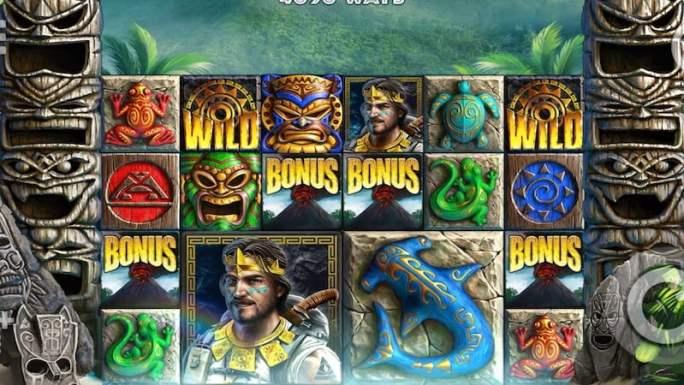 tahiti gold slot gameplay
