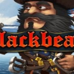 blackbeard slot logo