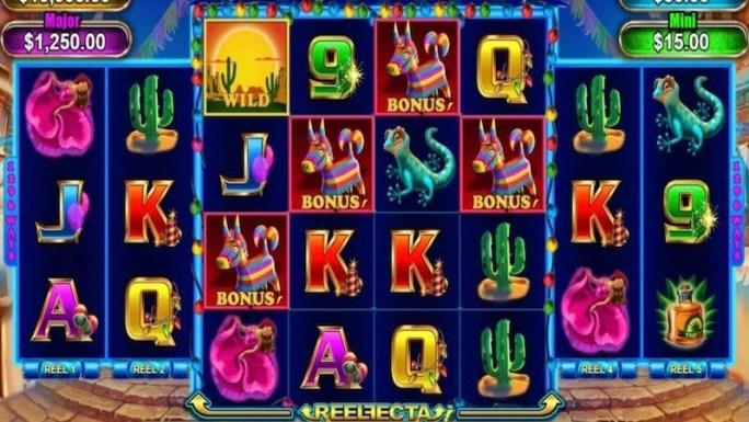 pinata bucks slot gameplay