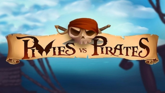 pixies vs pirates slot logo