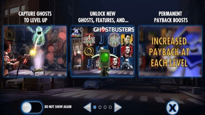 ghostbusters plus slot gameplay