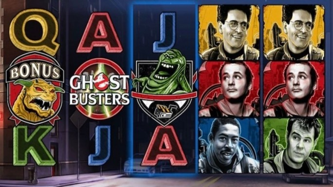 ghostbusters plus slot rules
