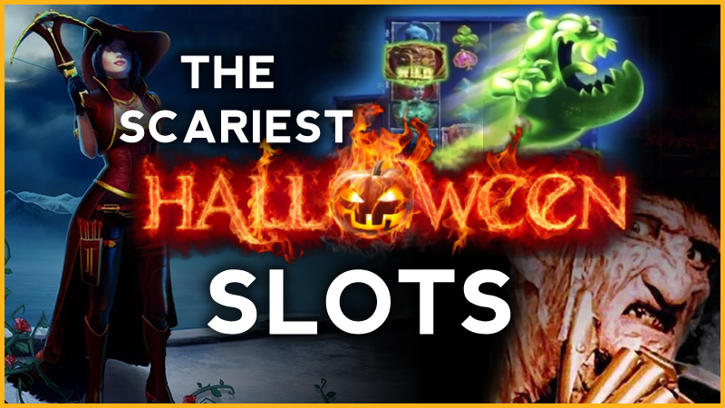 Scary Halloween Slots