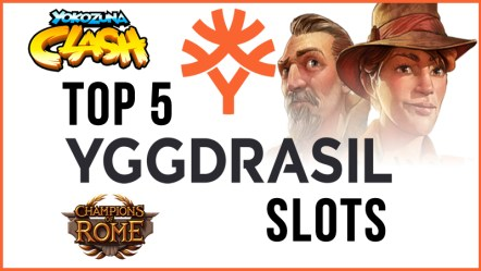 Top 5 Yggdrasil Slots