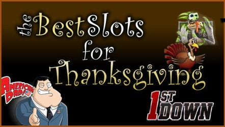 Top 5 Thanksgiving Slots