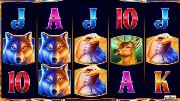 lone star jackpots slot gameplay