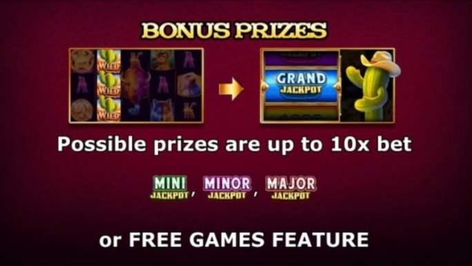 lone star jackpots slot rules