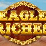 eagle riches slot logo