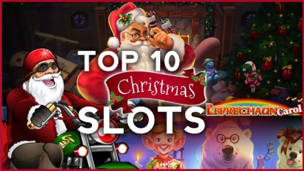 The Top 10 Christmas Slots (December 2019)