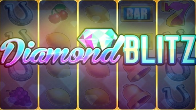 diamond blitz slot logo