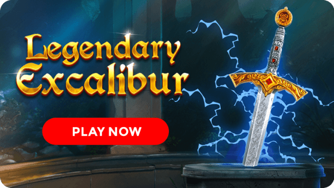 legendary excalibur slot signup