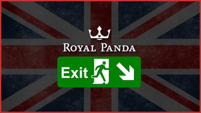 royal panda leaving uk