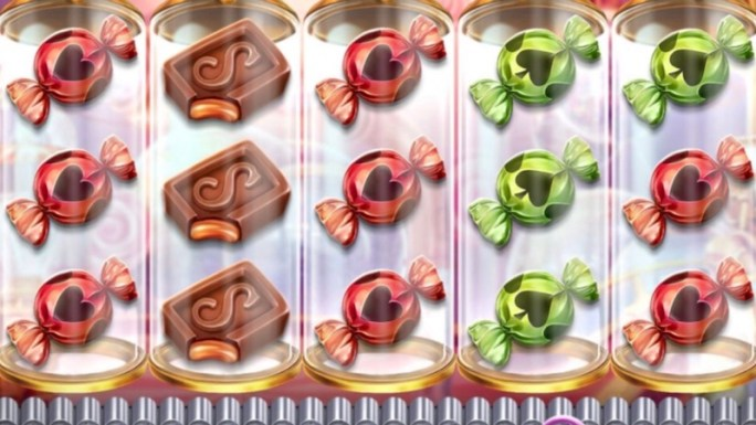 super sweets slot gameplay