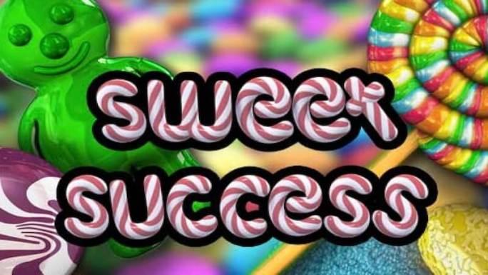 sweet success megaways slot logo