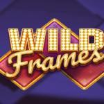 wild frames slot logo