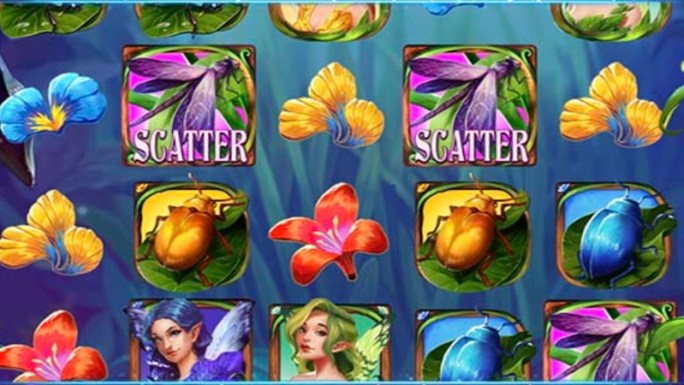 wings of riches slot gameplay